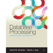 Database Processing