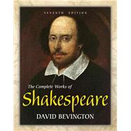 Complete Works of Shakespeare, The,  with MyLiteratureLab -- Access Card Package
