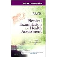 Physical Examination and Health Assessment Pocket Companion