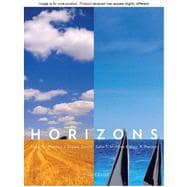 Cengage Advantage: Horizons