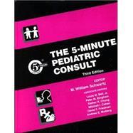 The 5-Minute Pediatric Consult