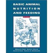 Basic Animal Nutrition and Feeding, 5th Edition
