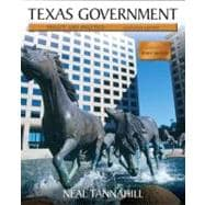 Texas Government Policy and Politics (Longman Study Edition)