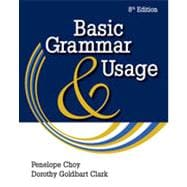 Basic Grammar and Usage, 8th Edition