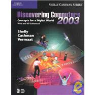 Discovering Computers 2003 Complete
