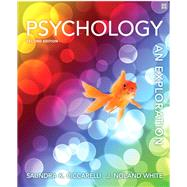 Invitation to Psychology with DSM-5 Update Plus NEW MyPsychLab with Pearson eText -- Access Card Package