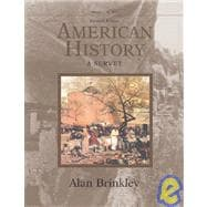 American History Vol 1 (w-Map & CD)