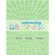 Understanding Business with UB Online Access Card (BB/WebCT)