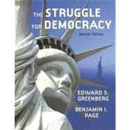 The Struggle for Democracy (paperbound) (with Study Card)