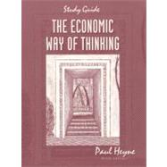 The Economic Way of Thinking: Study Guide