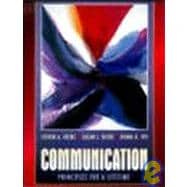 Communication : Principles For Lifetime