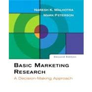 Basic Marketing Research: A Decision-making Approach