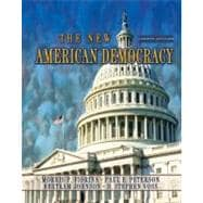The New American Democracy (with Study Card)