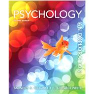 Psychology An Exploration with DSM-5 Update Plus NEW MyPsychLab with Pearson eText -- Access Card Package