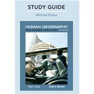 Study Guide for Places and Regions in Global Context : Human Geography