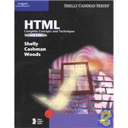 HTML : Complete Concepts and Techniques