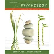Psychology: Modules for Active Learning, 12th Edition