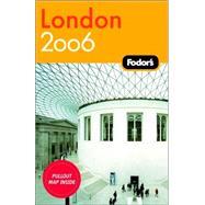 Fodor's London 2006