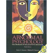 Abnormal Psychology : The Problem of Maladaptive Behavior Media and Research Update