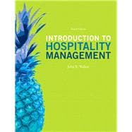 Introduction to Hospitality Management and Plus MyHospitalityLab with Pearson eText -- Access Card Package