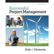 Successful Project Management, 5th Edition