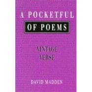 A Pocketful of Poems Vintage Verse