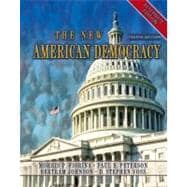 The New American Democracy, Alternate Edition (with Study Card)