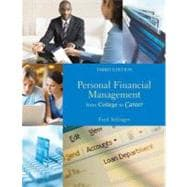 Personal Financial Management From College to Career
