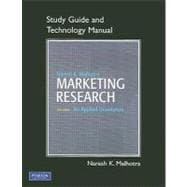 Tech Manual for SPSS, Excel and SAS for Marketing Research : An Applied Orientation