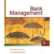 Bank Management, 7th Edition