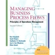 Managing Business Process Flows W/C