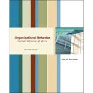 Organizational Behavior : Human Behavior at Work