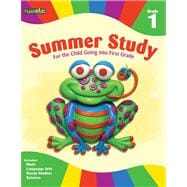 Summer Study: Grade 1 (Flash Kids Summer Study)