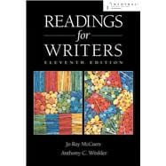 Readings for Writers (with InfoTrac)