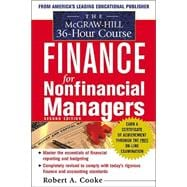The McGraw-Hill 36-Hour Course In Finance for Non-Financial Managers, Second Edition