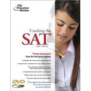 Cracking the SAT with Sample Tests , 2007 Edition