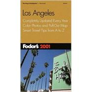 Angeles 2001 : Completely Updated Every Year, Color Photos and Pull-Out Map, Smart Travel Tips from A to Z