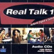 Real Talk 1 Authentic English in Context, Classroom Audio CD