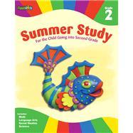 Summer Study: Grade 2 (Flash Kids Summer Study)