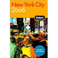 Fodor's New York City 2006