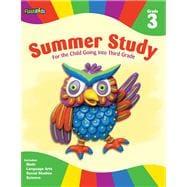 Summer Study: Grade 3 (Flash Kids Summer Study)