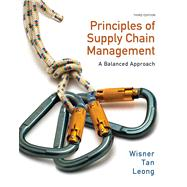 Principles of Supply Chain Management A Balanced Approach (with Premium Web Site Printed Access Card)