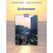 Annual Editions : Environment 08/09