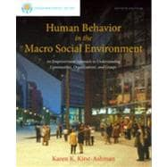 Brooks/Cole Empowerment Series: Human Behavior in the Macro Social Environment