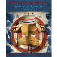 Politics and Policy in American States & Communities Plus MySearchLab with eText -- Access Card Package