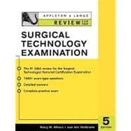 Appleton & Lange Review for the Surgical Technology Examination: Fifth Edition