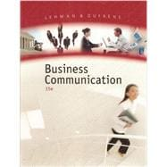 Business Communication (Book Only)