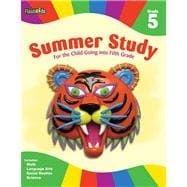 Summer Study: Grade 5 (Flash Kids Summer Study)