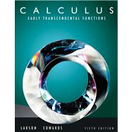 Calculus Early Transcendental Functions