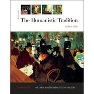 The Humanistic Tradition, Vol. 2 Reprint